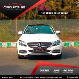 Mercedes-Benz C-Class C 220 CDI Avantgarde, 2015, Diesel