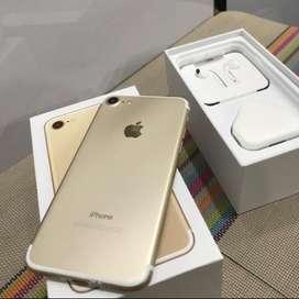 iPhone 7 Gold 128GB Mulussss