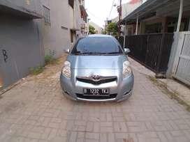 Toyota yaris e matic 2010 grey siap pakai pjk hdp jual cepat BU skrg