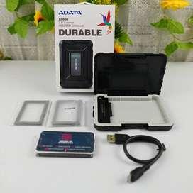 HDD CASE ADATA ED600 EXTERNAL 3.0 Shockproof + Waterproof High Speed