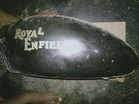 Old model bullet petrol tank for sale