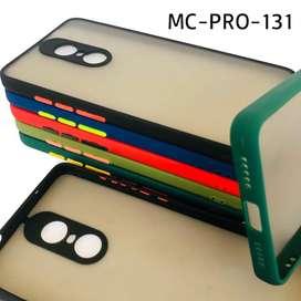 Soft case Redmi note 4X