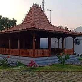 Jual Pendopo Joglo Kayu Jati, Rumah Joglo Gebyok Ukiran, Rumah Limasan