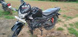 2015 last month ,Honda livo bike good condition