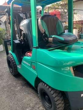 Forklift mitsubhisi grendia 3 ton 2017