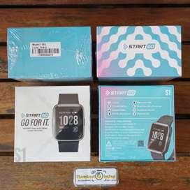 Smartwatch Advan Start Go S1 Original Heart Rate Waterproof