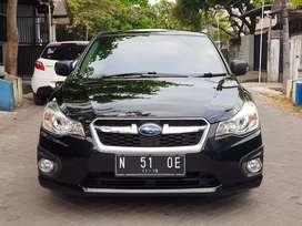 Subaru Impreza 2.0 AWD AT 2012 Tg1 km 50rb Siap Pakai