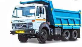 We need 10Wheeler & 12 wheeler Hyva Truck for Vedant plant .
