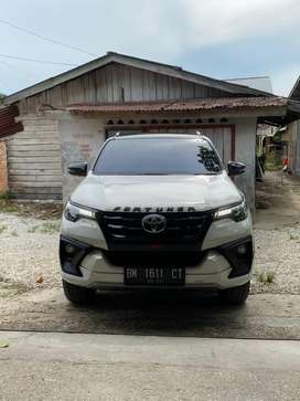 Fortuner TRD Limited edition