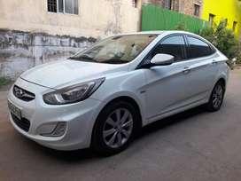 Hyundai Verna Fluidic 1.6 CRDi SX Opt AT, 2012, Diesel