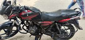 I want to sell my bike Discover 125 cc on urgent basis.