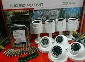 Cctv kamera 2mp! Jual plus pasang harga promo/.area Tenjo