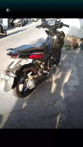 Bali dharma motor jual Yamaha Jupiter MX king tahun 2015