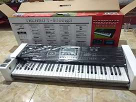 Keyboard techno T-9700 ig3