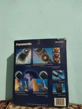 Panasonic Trimmer best condition