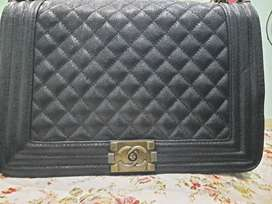 Tas chanel boy large