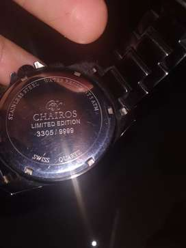 Chairos wrist watch limited edition