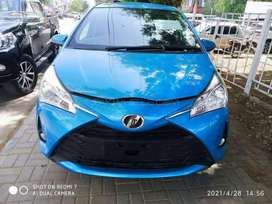 Toyota Vitz Safty package 2019 Import May 2021
