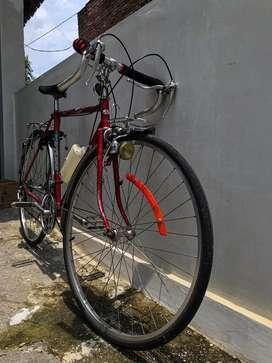 Sepeda balap vintage Deki