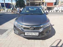Honda City 1.5 V MT, 2018, Petrol