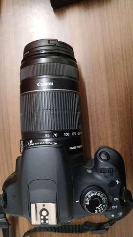 DSLRs camera on rent