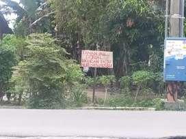 Dijual Tanah di Pinggir Jl. Pusaka Pasar 12 Tembung