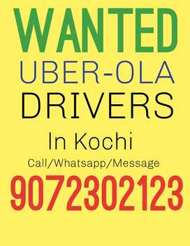 WANTED DRIVERS
