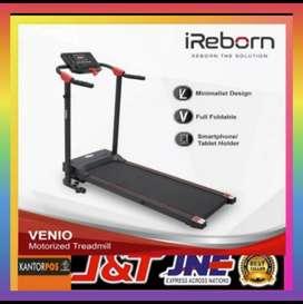 Alat fitness treadmill elektrik murah