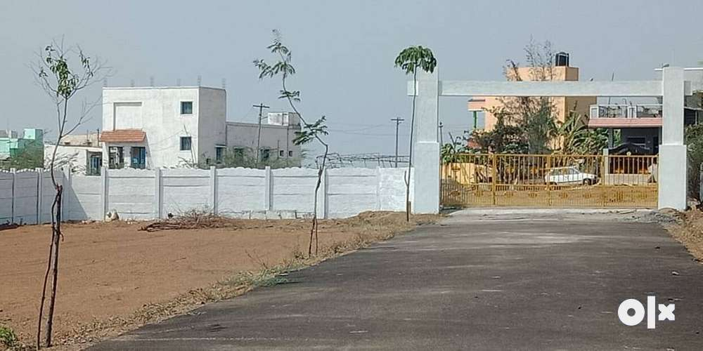 lowest price plot for sale at paddappai