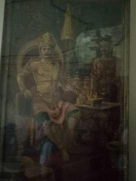 Lukisan Raja Antik