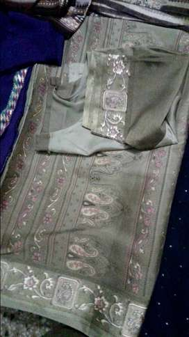 Saaris rarely used saaris in brand new condition with blouse