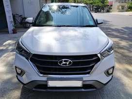 Hyundai Creta 1.6 SX Plus Auto, 2018, Petrol
