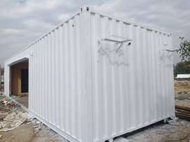 container, houses, offices and  marketing container available Lahore
