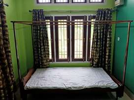 WOODEN BED(single size)