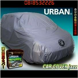 Sarung jas kerudung cover mantel selimut mobil hrv apv juke jazz calya
