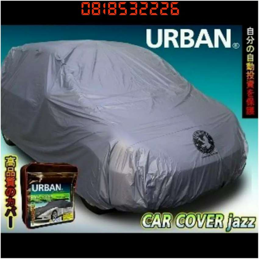 Sarung jas kerudung cover mantel selimut mobil hrv apv juke jazz calya 0