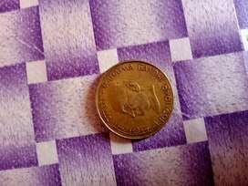 Old rare 1869 coins