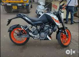 Fully condition duke 200 bs4 version for sell