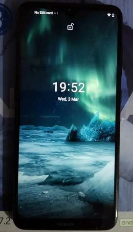 Nokia 7.2 with FULL BOX & Accessories