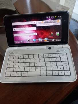 woooow it.s beautiful small laptop kam phone with keypad and touch