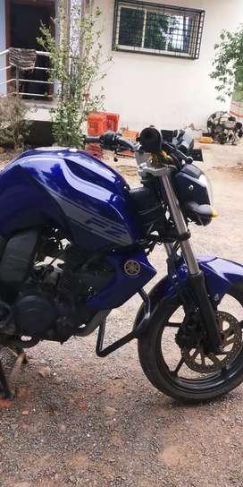 FZ - BLUTE BLUE  153 CC