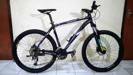 Sepeda gunung mtb mongoose tyax 27,5 polygon united pacific element