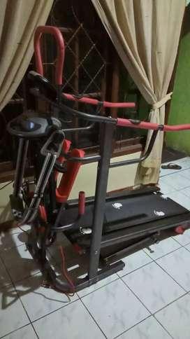 TL 004 Treadmill manual 6 fungsi baruu
