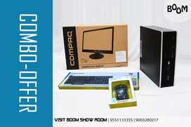 HP Fullset Computer / Home Delivery /Warranty with Bill (double Secure