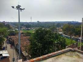 *Sale ₹ 25L in Gansha at Hindmotor,Station % Comm.Space 250 Sqft*