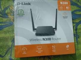 D-Llink Router N300 wifi modem