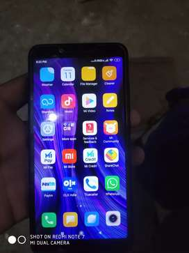 Redmi 6 fresh condition