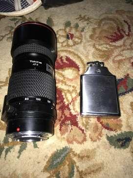 Lensa tokina AT-X 800-200mm