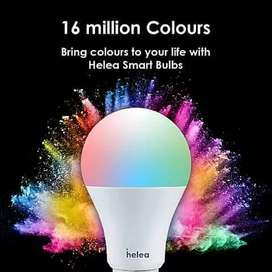 16 Million Color Changing Wi-Fi Smart Bulb with 1 Year Warranty
