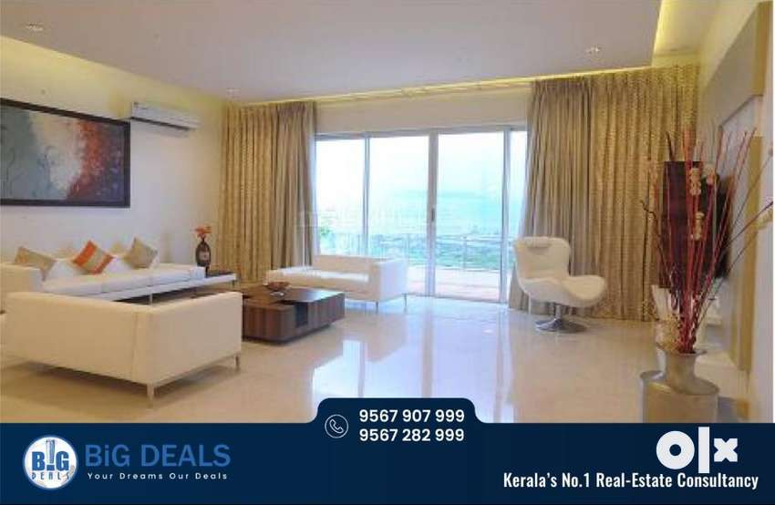 Branded Flat available very Close to City Heart.